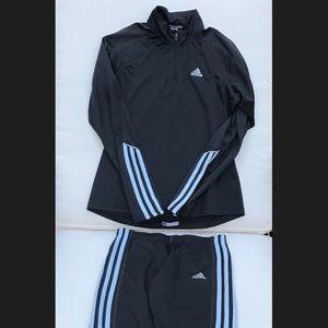 Adidas 2 pc activewear set
